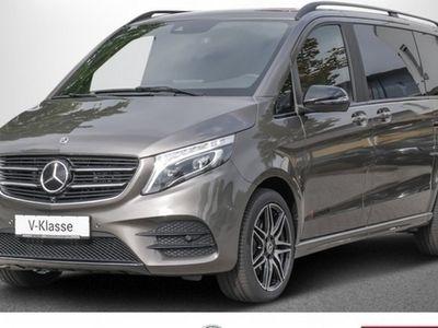 używany Mercedes V250 EXCLUSIV AMG ALLRAD NIGHT TISCH AHK 2,5to