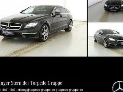 gebraucht Mercedes CLS63 AMG AMG SB Comand+LED+Memory+Kamera