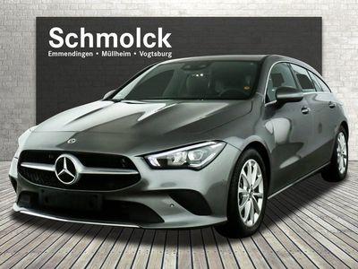 gebraucht Mercedes CLA200 Shooting Brake PROGR/LED/AUTOM/KAMERA/EASY-P/DAB/AR
