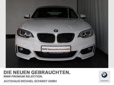 gebraucht BMW 218 i Cabrio