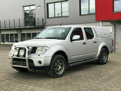 gebraucht Nissan Navara D.Kabine 4WD