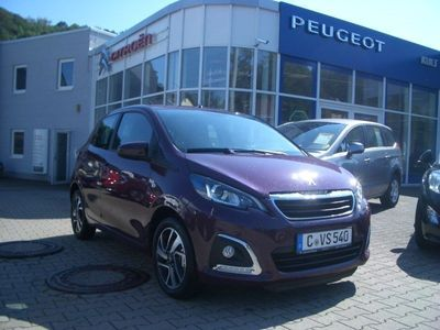 gebraucht Peugeot 108 PureTech 82 Allure Start&Stop 5-Türer