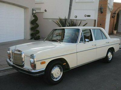 gebraucht Mercedes W114 1971 Mercedes/8 250 2.8 Rostfrei Stricht 8 als Limousine in Havixbeck