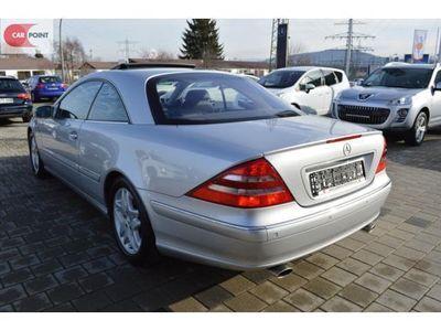 gebraucht Mercedes 500 CL-CoupeXENON / MEMORY/ SITZBELÜFTUNG