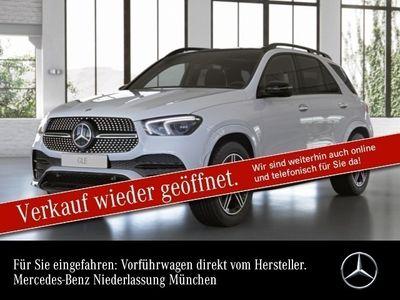 gebraucht Mercedes GLE450 AMG 4M AMG WideScreen 360° Pano Multibeam AHK