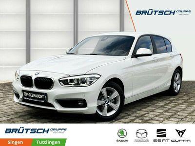 gebraucht BMW 120 d Advantage AUTOMATIK / LEDER / LED / NAVI / PDC