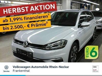 gebraucht VW Golf VII Variant VII 1.0 TSI Join Navi Einparkhilfe Klima uvm