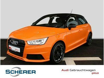gebraucht Audi S1 Sportback S1 Sportback 2.0 TFSI quattro 170 kW (231 PS) 6-Gang