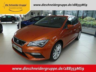gebraucht Seat Leon FR 1.5 TSI 96 kW 6-Gang Klima, Navi, Sport