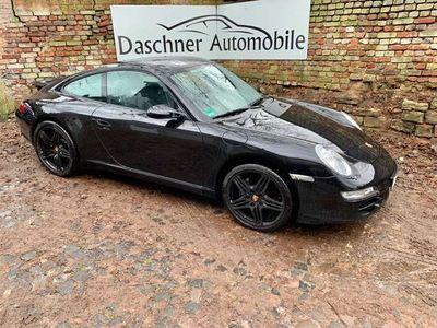 gebraucht Porsche 911 deutsches Fahrzeug Schalter Schiebedach Navi