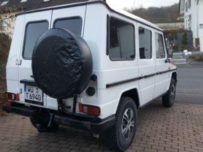 gebraucht Mercedes G230 (GE) original Puch langer Radstand