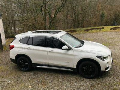 gebraucht BMW X1 sDrive18d xLine 3-Zonen-Klimaautomatik