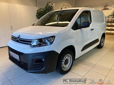 gebraucht Citroën Berlingo Kastenwagen L1 M Club PureTech 110 *Klima*Touch*EPH*DAB*