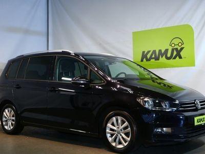 gebraucht VW Touran 2.0 TDI DSG Comfortline +Navi +ACC +PDC +SHZ