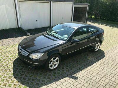 gebraucht Mercedes CLC180 CLC -KlasseKompr. LEDER+SCHWARZ+NAVI+SITZH