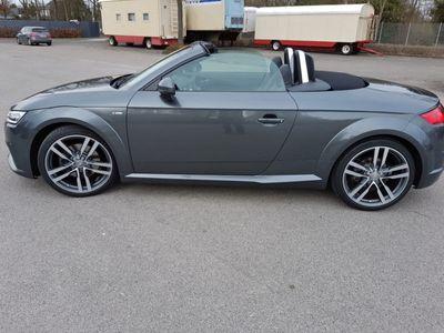 gebraucht Audi TT Roadster Ultra 8S 2x S-Line, Navi, Xenon.....