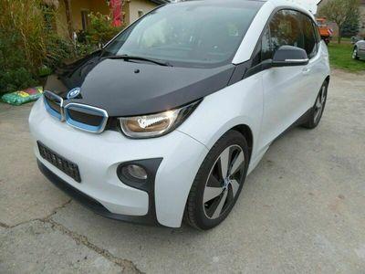 gebraucht BMW i3 BaureiheREX94Ah+NavigationProf+SHZ+RangeEx als Limousine in Neiße-Malxetal OT Groß Kölzig