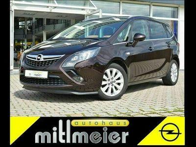 gebraucht Opel Zafira Tourer 2.0 CDTI Innov. XENON NAVI TEL