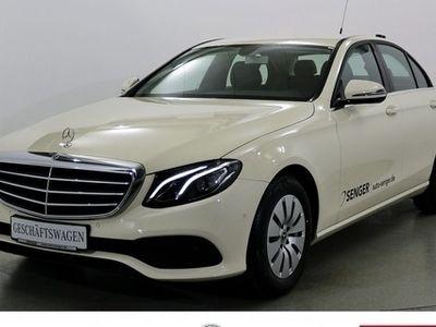 """gebraucht Mercedes E200 """"Das Taxi"""" LED Rückfahrkamera Sitzheizg."""