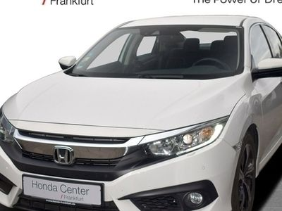 gebraucht Honda Civic Limousine 1.6 i-DTEC Elegance