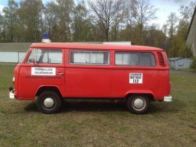 gebraucht VW T2  Feuerwehr
