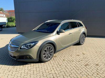 gebraucht Opel Insignia Country Tourer A 4x4,AUTOMATIK,NAVI,XEN