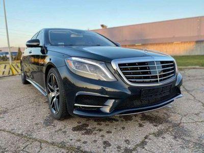 gebraucht Mercedes S500L S 500 S -Klasse Lim.4Matic