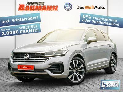 gebraucht VW Touareg 3.0 TDI R-Line 4Motion STANDHZ ACC AID