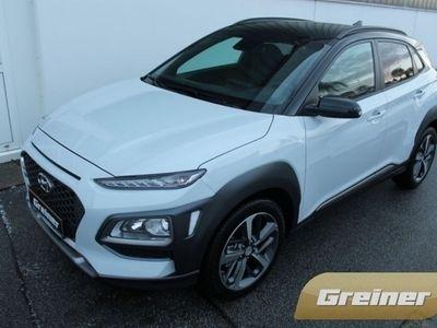 gebraucht Hyundai Kona 1.0 Style NAVI   KRELL   DAB   KAMERA   SHZ   LRHZ   BC