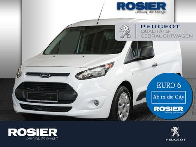 gebraucht Ford Transit Connect 1.5 TDCi Trend Bluetooth PDC
