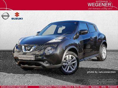 gebraucht Nissan Juke 1.2 DIG-T Acenta 4x2 Euro 6