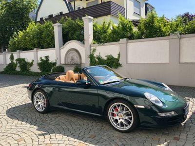 käytetty Porsche 997 S Cabrio