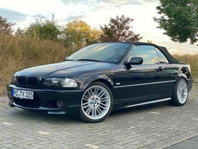gebraucht BMW 325 Cabriolet E46 i M-Paket ab Werk