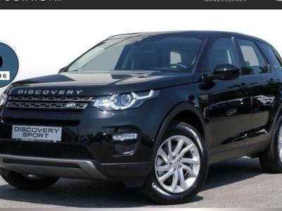 gebraucht Land Rover Discovery Sport 2.0 Si4 SE SkyView (Navi Xenon)