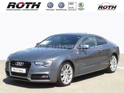 gebraucht Audi A5 3,0 TDI Clean Diesel Quattro S-Line, Navi...