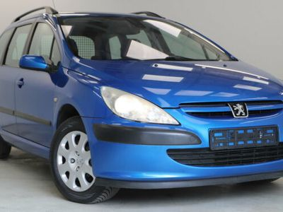 gebraucht Peugeot 307 Break SW 1.6 Grand Filou