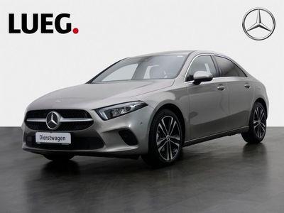 gebraucht Mercedes A180 Lim EDITION+PROGRESSIVE+NAV-PREM+LED+SOUND