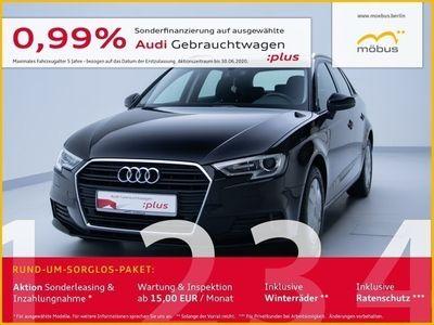 gebraucht Audi A3 Sportback 1.6 TDI S-TRO*NAV*GRA*PDC*SHZ*KLIMA