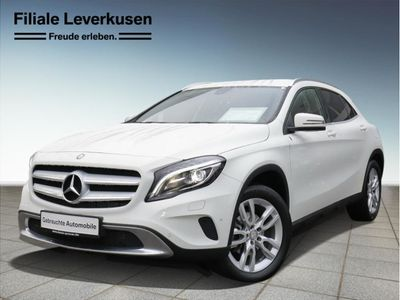 gebraucht Mercedes GLA200 GLA-Klasse
