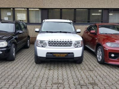 gebraucht Land Rover Discovery 4 TDV6 S WHITE EDITION 1HAND
