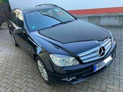 gebraucht Mercedes 180 Mercedes C-Klasse KombiCGI Automatik