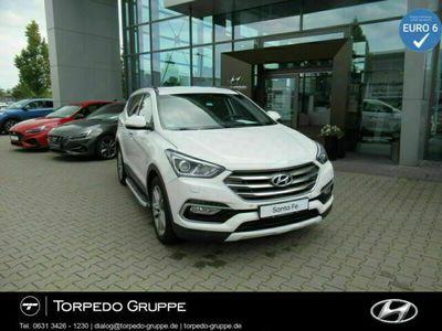 gebraucht Hyundai Santa Fe 7-Sitzer 2.2 CRDi 4WD A/T Premium KAMER