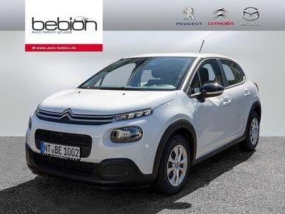gebraucht Citroën C3 PureTech 110 S&S FEEL M6