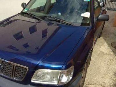 gebraucht Subaru Forester 2.0 GL