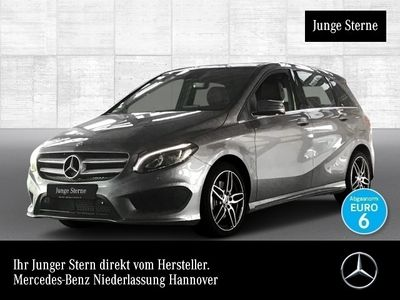 gebraucht Mercedes B250 4MATIC