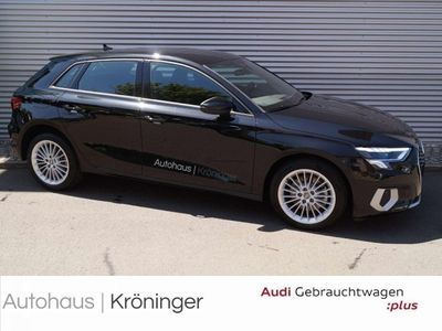 gebraucht Audi A3 Sportback Sport advanced 35 TFSI Einparkhilfe
