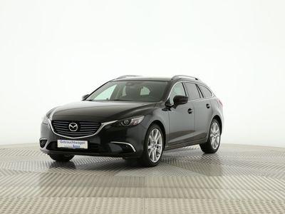 gebraucht Mazda 6 Kombi Kizoku FSE PDC LED KAMERA NAVI STANDHZ