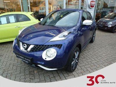 gebraucht Nissan Juke 1.2 N-Connecta *XENON*NAVI*SITZH.*LM-FELGEN