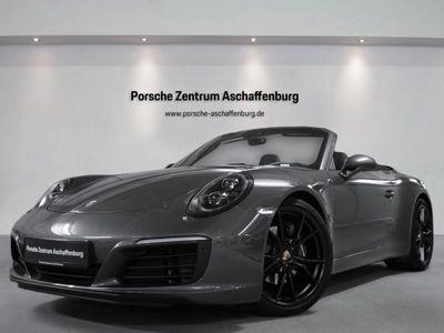gebraucht Porsche 911 Carrera Cabriolet Carrera LEDschwarz 20-Spyder
