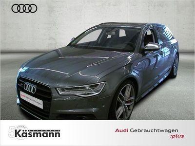 käytetty Audi S6 Avant 4.0 TFSI quattro LED Standh. AHK Head-up